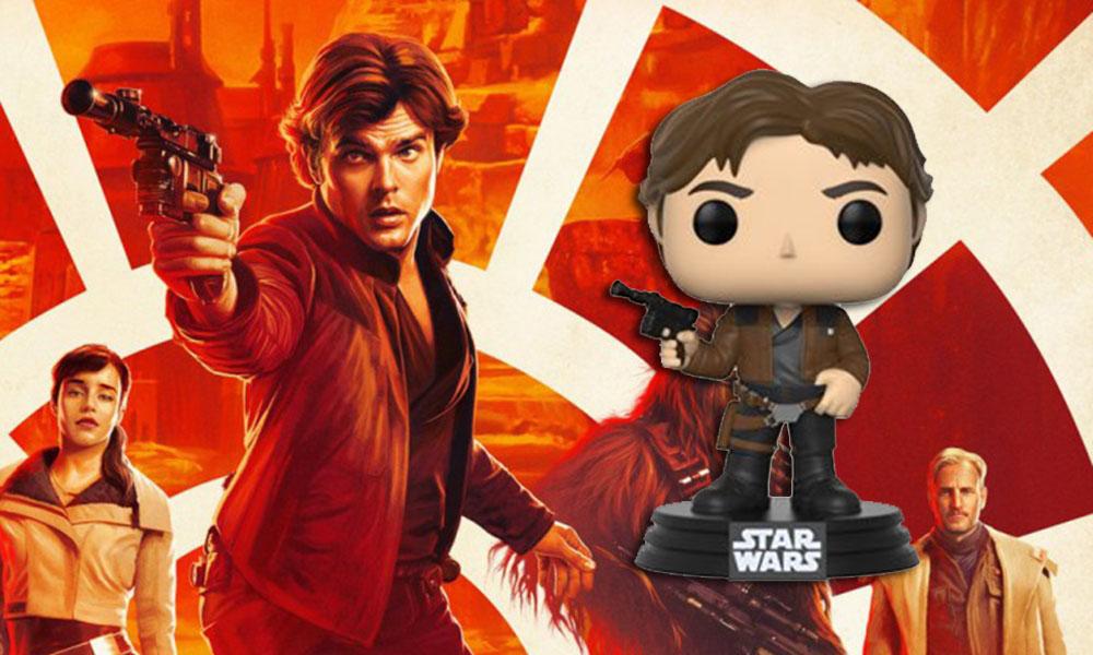 Han Solo - Uma História Star Wars | Funko revela colecionáveis da linha Pop! Confira