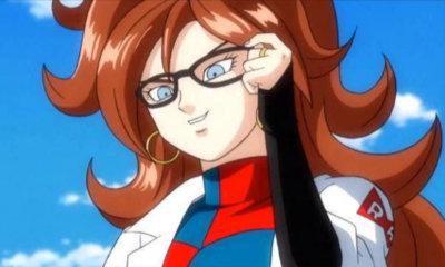 Android 21 aparece em anime de abertura de Super Dragon Ball Heroes
