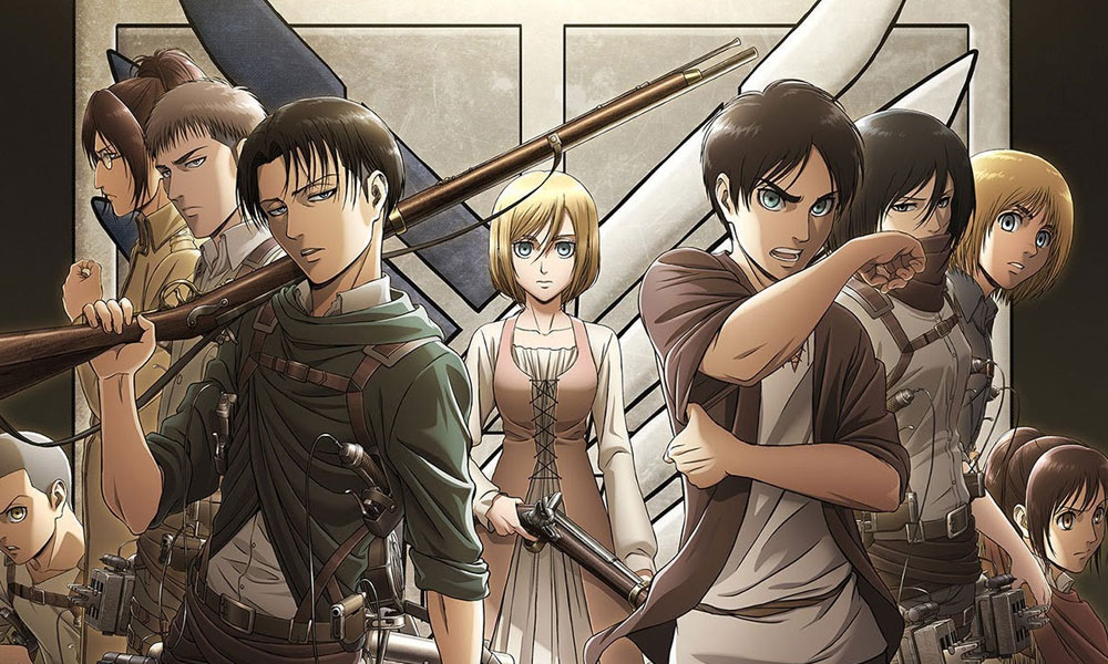 Attack on Titan | Trailer da 3ª temporada traz cenas misteriosas