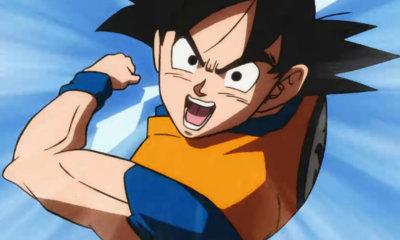 Dragon Ball Super   Poster oficial do novo filme é revelado