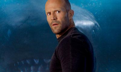 Confira o incrível trailer de Mega Tubarão, com Jason Statham