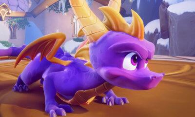 Trilogia Spyro chegará remasterizada para PS4 e Xbox One