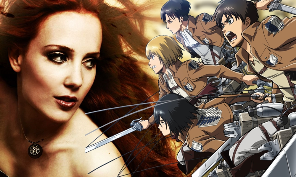 Epica lançará EP com trilha sonora de Attack on Titan. Ouça 'Crimson Bow And Arrow'