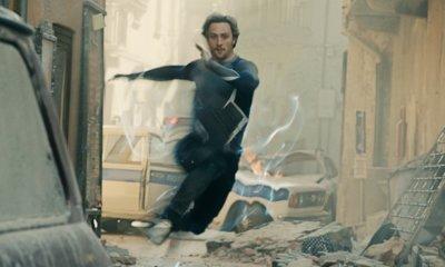 Vingadores 4 | Ator que interpreta Mercúrio é visto no set de filmagem
