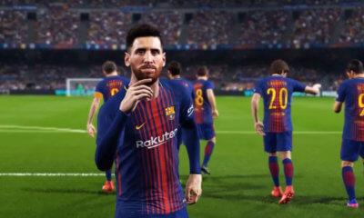 Vazam novas informações sobre Pro Evolution Soccer 2019