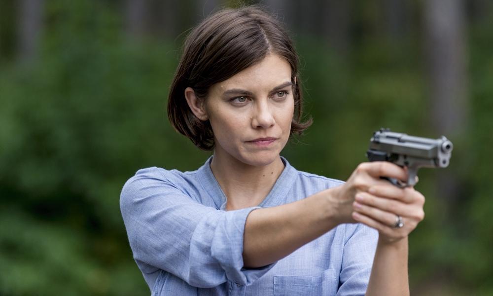 The Walking Dead   Veja como ficará a participação de Lauren Cohan na 9ª temporada da série