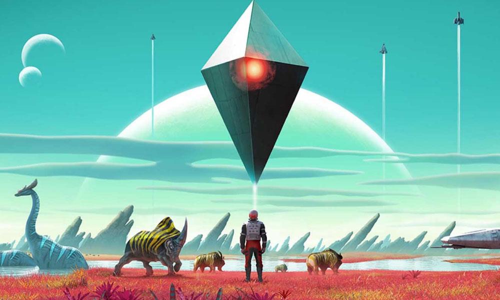 No Man's Sky ganhará multiplayer em nova atualização