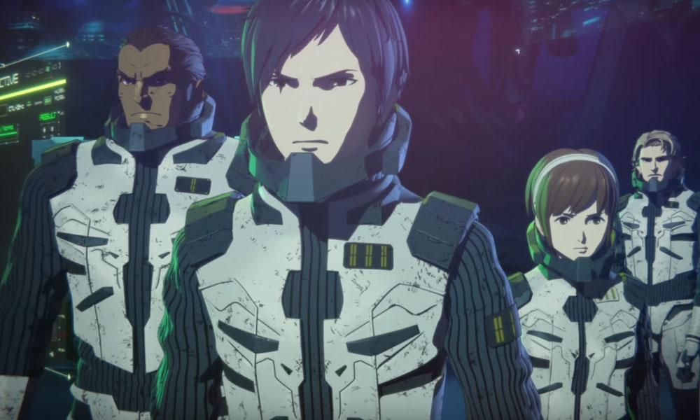 Godzilla   2º filme anime recebe novo trailer e trilha sonora é revelada
