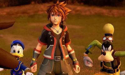 Kingdom Hearts III tem novos vídeos de gameplay divulgados