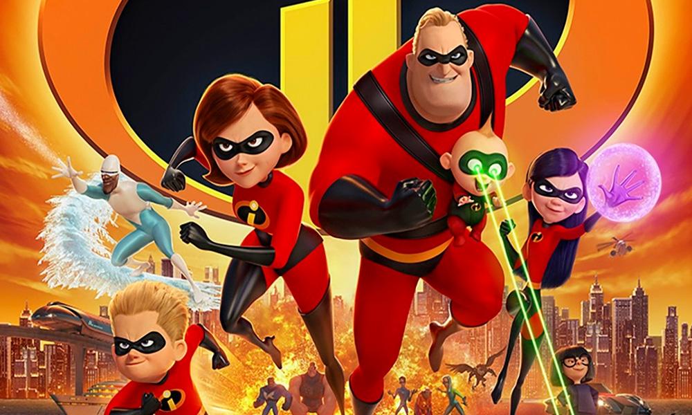 Os Incríveis 2   Divulgados os famosos que irão dublar a animação no Brasil