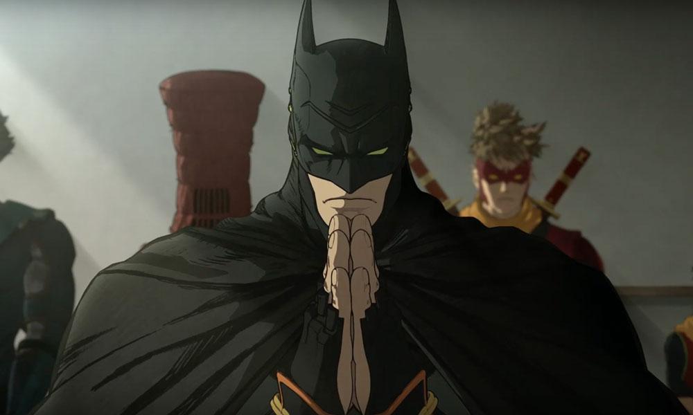 Review do filme anime Batman Ninja. Uma viagem alucinada em um universo desconexo.