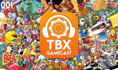 TBX Gamecast #001 | Foi dada a largada ao nosso podcast!