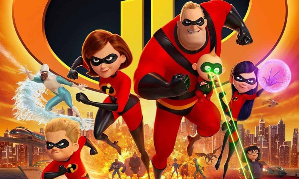 Review TBX | Os Incríveis 2: Uma animação empoderada