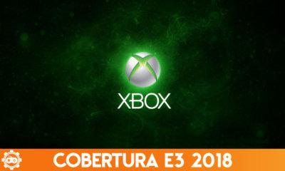 Cobertura E3 2018 | Confira os destaques da conferência da Microsoft