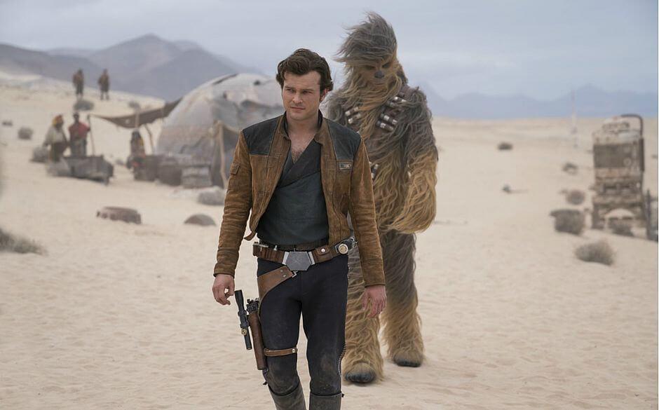 Fracasso de Han Solo nas bilheterias faz Disney repensar suas estratégias