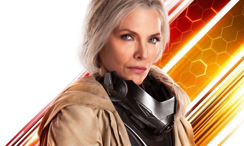 Confira a primeira aparição de Michelle Pfeiffer novo trailer de Homem-Formiga e a Vespa