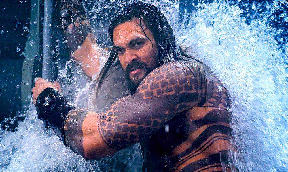 Aquaman   Primeiras imagens do filme são reveladas. Confira