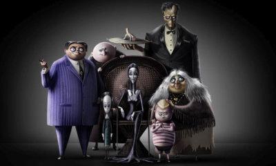 Eles estão de volta! 1ª imagem da nova animação de A Família Addams é revelada