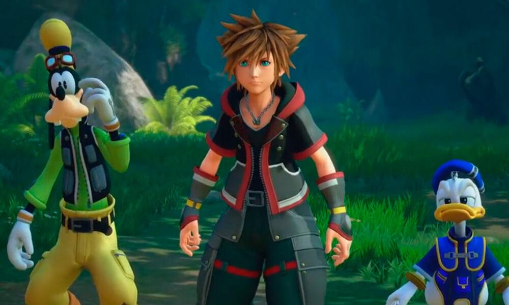 Kingdom Hearts III   Data de lançamento será divulgada na E3 2018