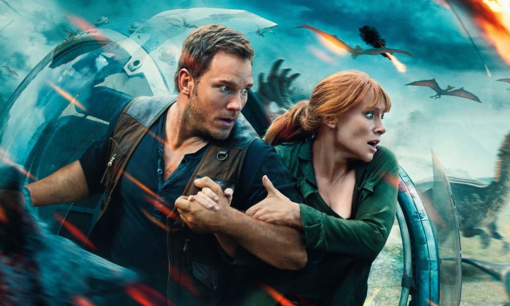 Review de Jurassic World: Reino Ameaçado. O filme mais diferente de toda a franquia
