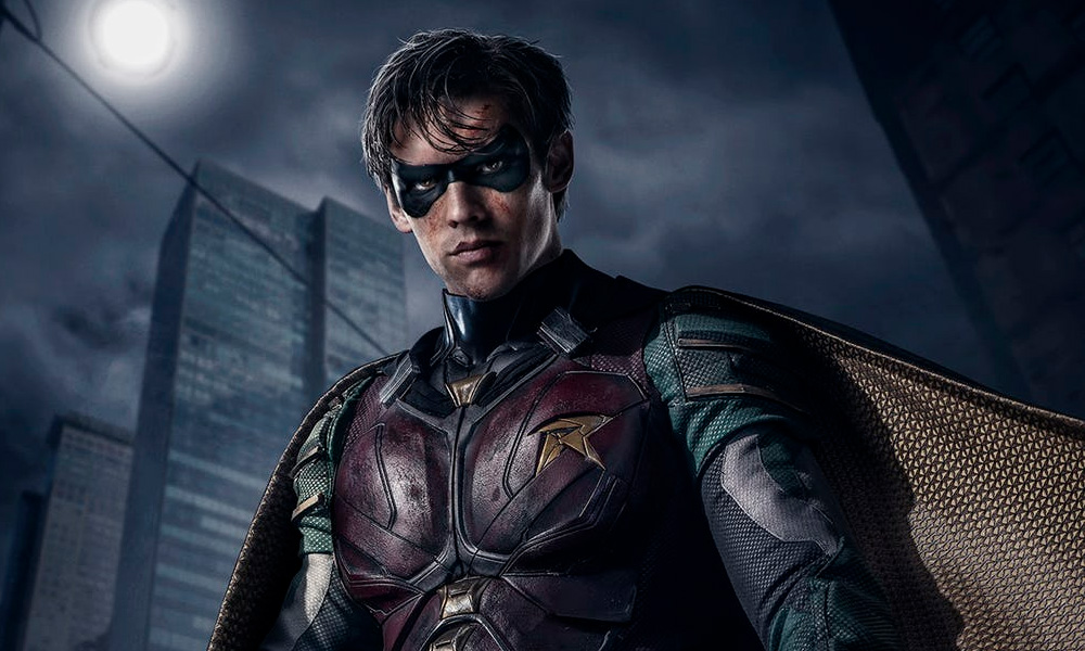 Novos Titãs | Robin aparece com uniforme completo em nova imagem promocional