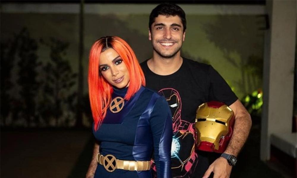 De X-Men a Os Incríveis | Anitta cria evento geek para aniversário do namorado
