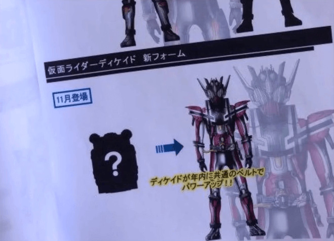Novo Kamen Rider Zi-O chega em setembro. Confira algumas imagens