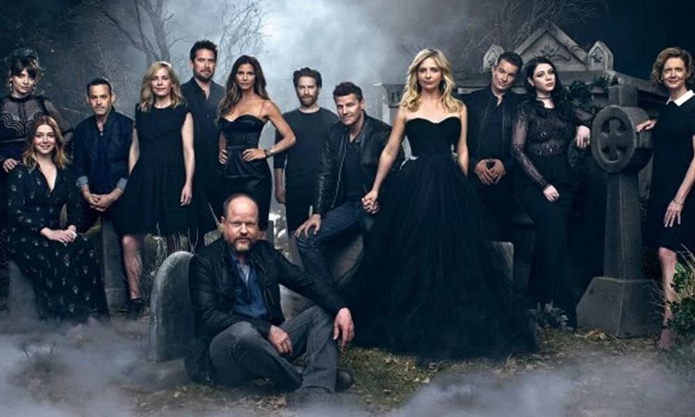 Resultado de imagem para Buffy: A Caça-Vampiros reboot