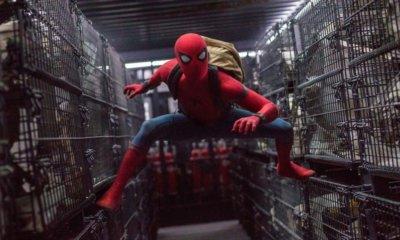 Spider-Man: Far From Home | Tom Holland é fotografado no set de filmagem de Homem-Aranha