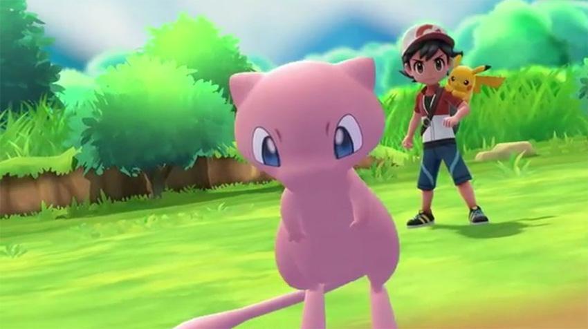 Pokémon Let's Go | Novo trailer e detalhes do game são revelados