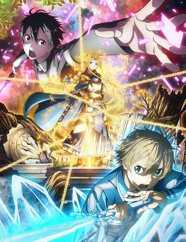 Sword Art Online Alicization   3ª temporada do anime ganha trailer internacional