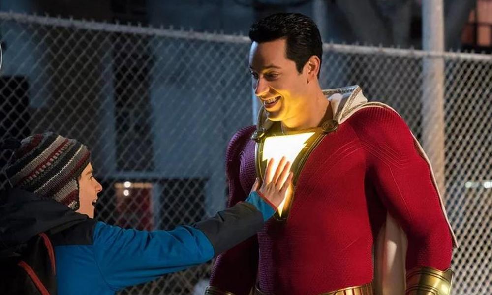 Quero Ser Grande | Shazam faz referência à Tom Hanks em teaser vazado no Twitter. Confira!