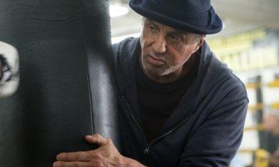 Sylvester Stallone posta foto junto de Dolph Lundgren para Creed II
