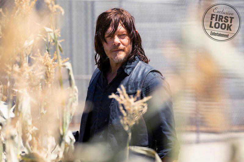 The Walking Dead | Daryl Dixon aparece em nova imagem da 9ª temporada