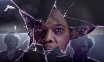 Glass | 3º e último teaser traz o Sr. Vidro em destaque. Trailer completo sai amanhã