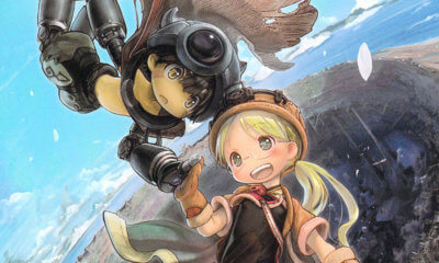 Made in Abyss | NewPOP lançará o primeiro volume no Anime Friends 2018