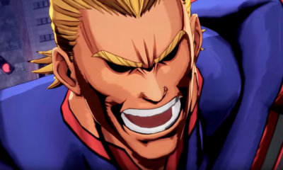 My Hero One's Justice ganha novo trailer focado no modo história