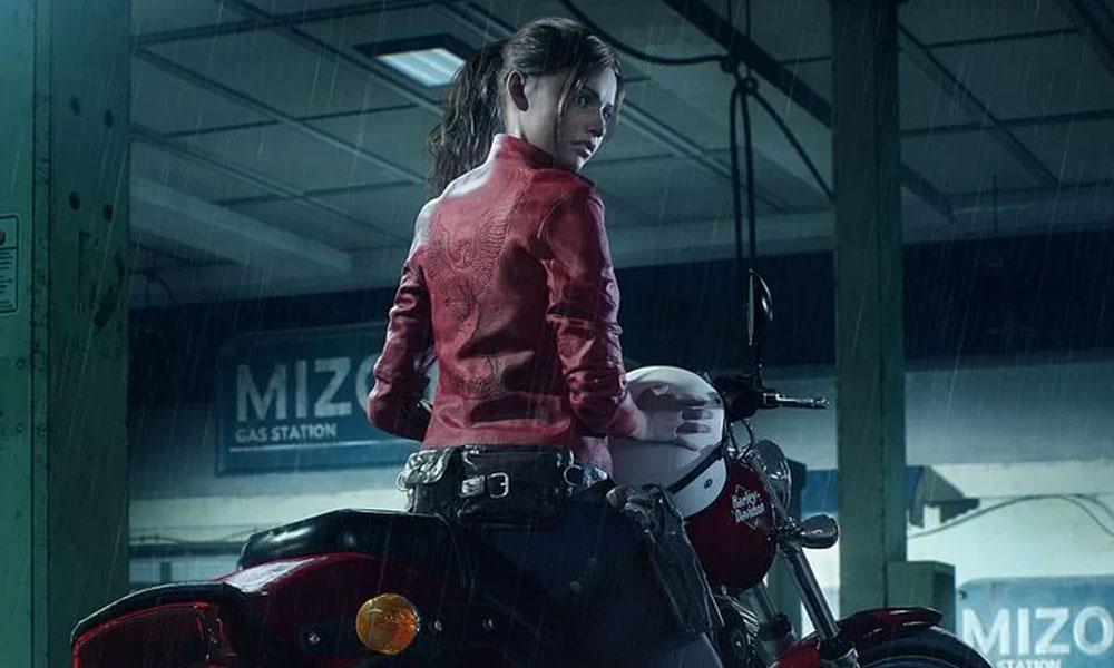 Resident Evil 2   Claire Redfield surge em nova imagem promocional