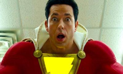 Shazam! ganha trailer cômico e empolga o público na Comic-Con