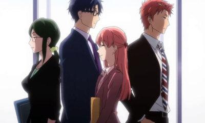Wotakoi   Conquistando mais espaço, mangá ganhará versão live-action