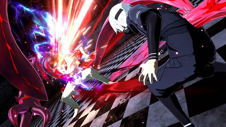 Tokyo Ghoul:re CALL to EXIST é anunciado com trailer frenético. Confira!