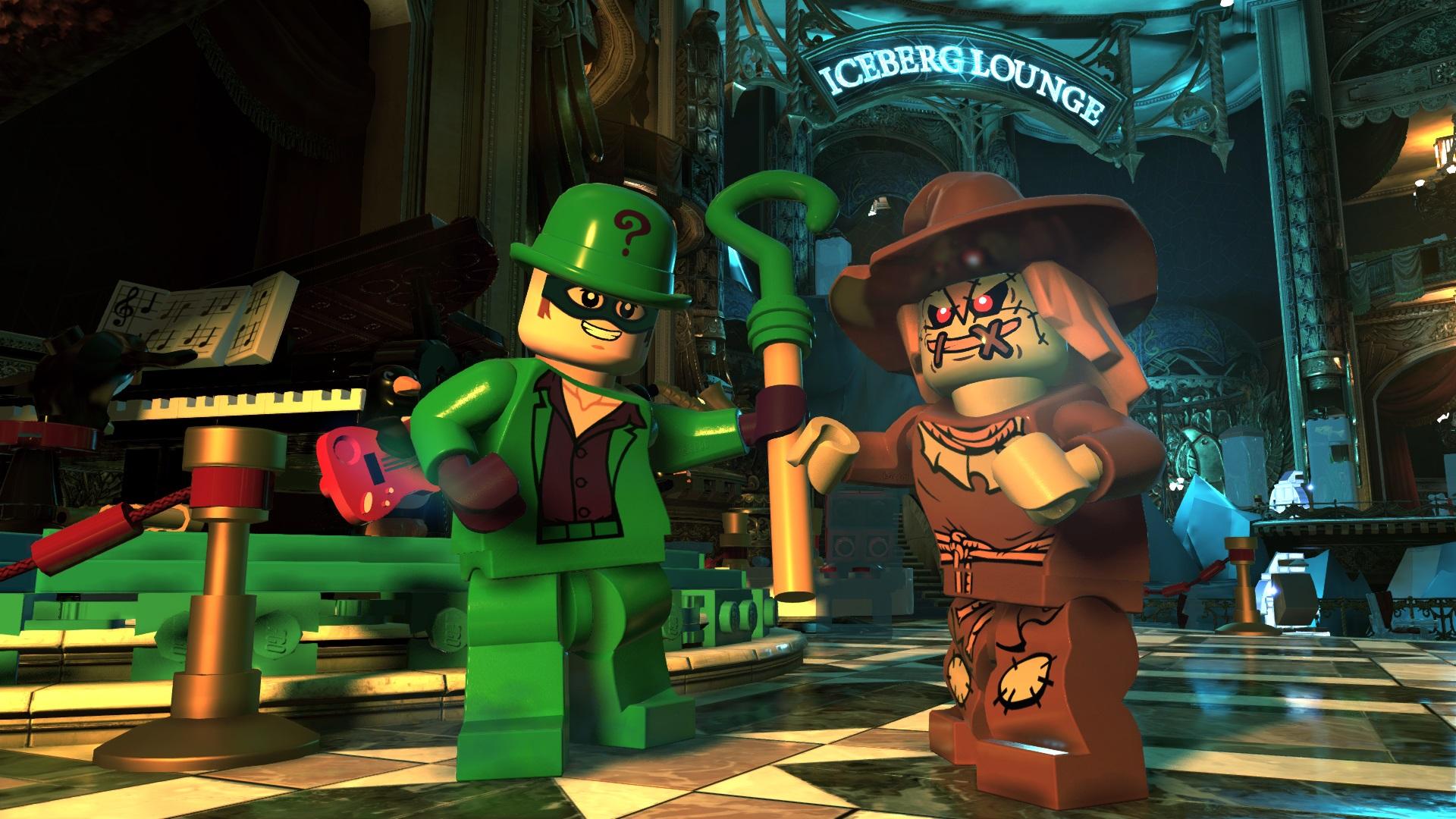 Game XP | LEGO DC Super-Villains será destaque da Warner Games