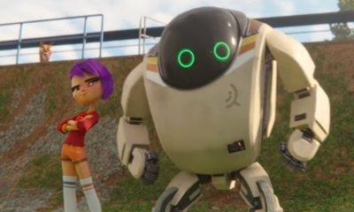 Next Gen | Confira o trailer da nova animação original Netflix