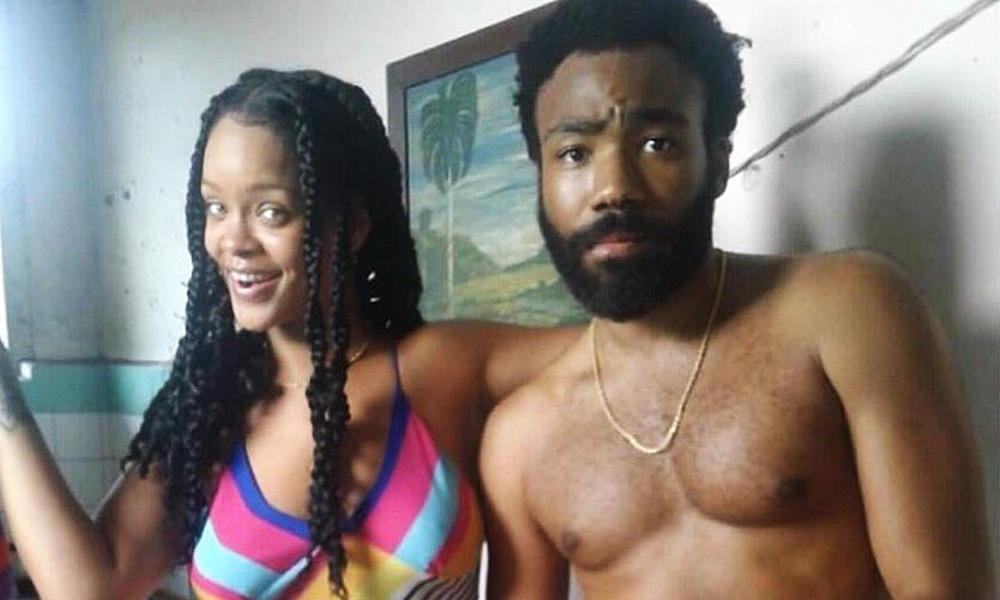 Guava Island | Donald Glover e Rihanna estão gravando juntos filme em Cuba