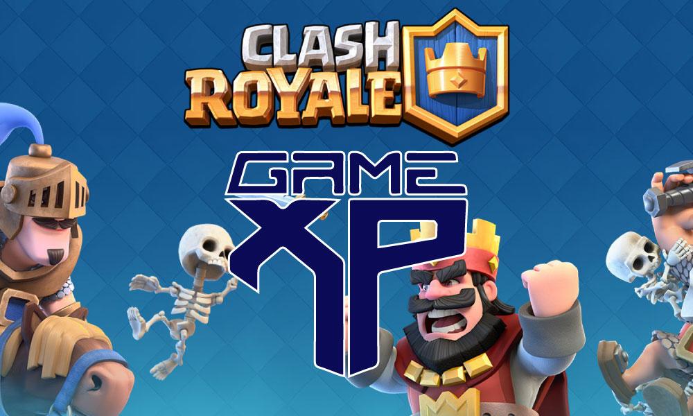 Game XP | Evento trará Clash Royale gigante para os participantes