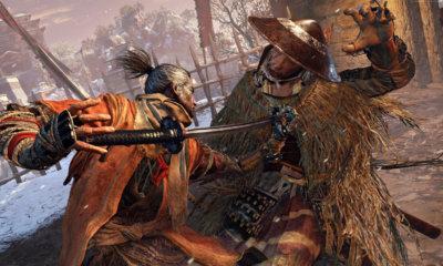 Sekiro: Shadows Die Twice | Game ganha data de lançamento oficial
