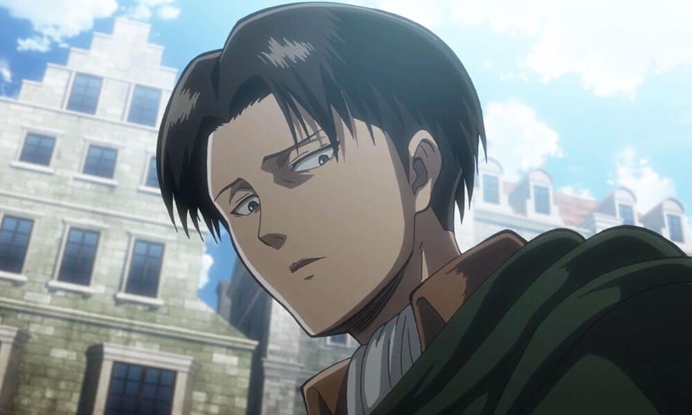 Attack on Titan | Confirmado nome completo de Levi e sua relação com Mikasa