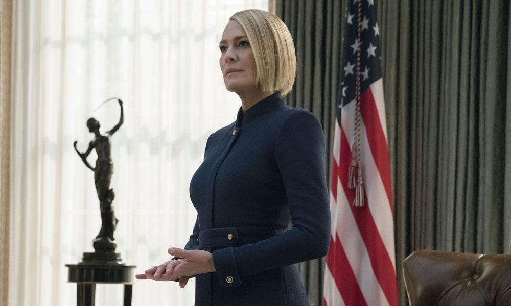 Ela trabalha com datas! 6ª temporada de House of Cards ganha data de lançamento
