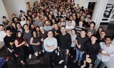 Caso Instagram | CEO e Co-fundador posam para selfie de despedida