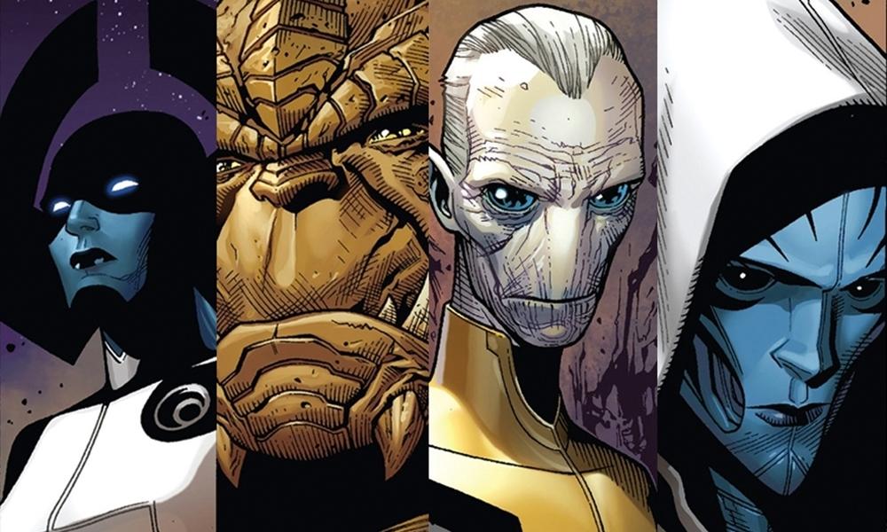 A Ordem Negra | Filhos de Thanos em Guerra Infinita ganharão uma HQ dedicada
